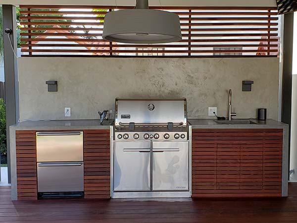 Custom Carpentry Outdoor Kitchens Miami FL